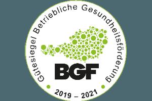 BGF-Gütesiegel