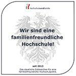 guetezeichen_familienfreundlicher-arbeitgeber - Universität Innsbruck