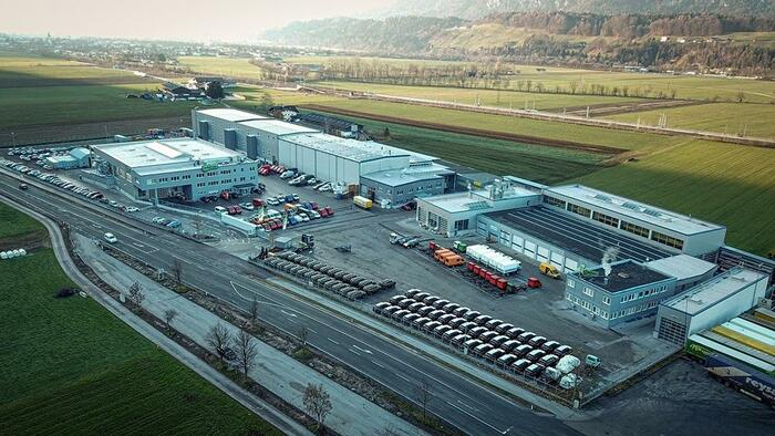 Franz Achleitner-Fahrzeugbau und Reifenzentrum