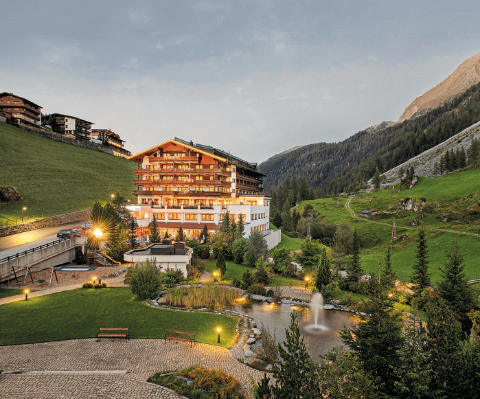 Hotel Alpenhof Dengg KG