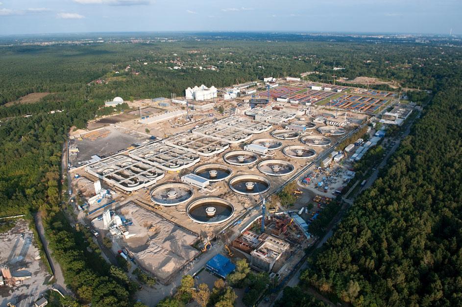 ILFAbwasserreinigungsanlageCzajkaPolen2